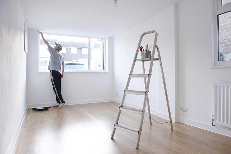 Binnenschilderwerk wat is er mogelijk en wat kost dit for Wat kost een huis schilderen