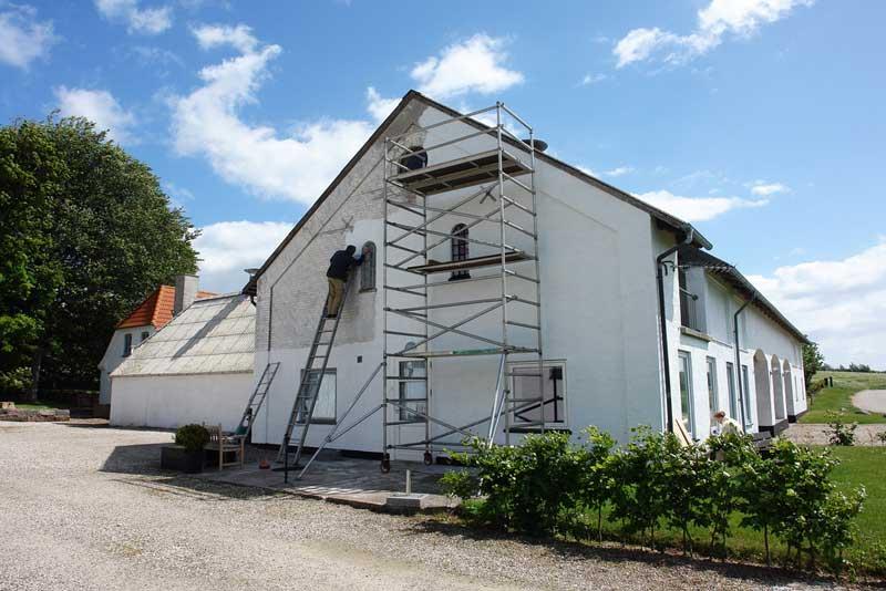 Kosten van schilderwerk wat kost het gemiddeld for Wat kost een huis schilderen